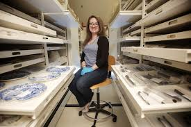 Working In Clark County Meagan Huff Museum Technician The Columbian