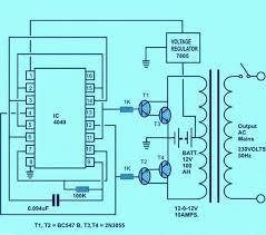 inverter wiring diagram in home inverter image wiring diagram for solar inverter the wiring diagram on inverter wiring diagram in home