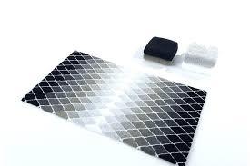 grey diamond pattern rug pattern bath rugs abyss reflex grey or blue diamond pattern bath rugs