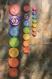 7 chakras 3d wall decals chakra