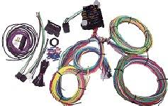 ez wire 17 fuse 21 circuit universal street hot rod truck car ez wire 17 fuse 21 circuit universal street hot rod truck car wiring harness
