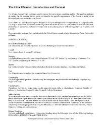 Harvard Business School Resume Format Columbia Sample Wharton Mba