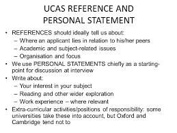 UCAS Personal Statement Examples Serves the Basic Need http   www     essay revision service