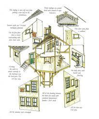 tree house floor plan. Livable Tree House Floor Plans Elegant Plan Construction  Dovetails Singapore Design Tree House Floor Plan