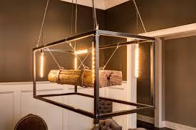 image of edison chandelier knock off