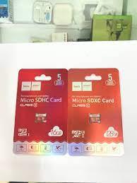 GIÁ TỐT] Chỉ 69,000đ - Thẻ nhớ Micro SD Hoco Class 10 : 4g - 8g - 16g - 32g  - 64g - 128g - Hàng chính hãng - Gía rẻ! - Xả Sả Xả