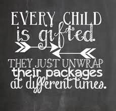 1-every-child-is-gifted.jpg via Relatably.com