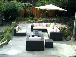 small space patio furniture sets. Small Space Patio Set Wicker Black Outdoor Furniture Sets .