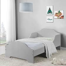 nested toddler bed grey smyths toys uk
