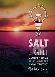 Salt And Light Poster Africa Cares For Life Salt And Light In The South