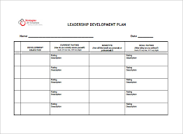 personal development plans sample 14 development plan templates free sample example format