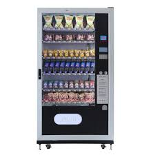 Vending Machine Magazine Extraordinary Snack And Cold Drink Combo Vending Machinemagazine And Snack And