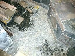 pebble shower floor problem pebble stone shower floor pebble stone shower floor cleaning river k bathroom