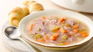 easy slow cooker ham bone soup recipe
