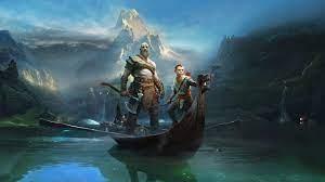 God Of War 4 2018, HD Games, 4k ...