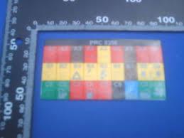 range rover classic fuse box label prc8356 image is loading range rover classic fuse box label prc8356