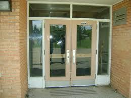 school doors. School Gym Doors And Grant Yes Elementary O