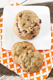 chocolate chip cookies recipe card. Beautiful Chip Gluten Free Vegan Orange Chocolate Chip Cookies2 In Chocolate Chip Cookies Recipe Card E