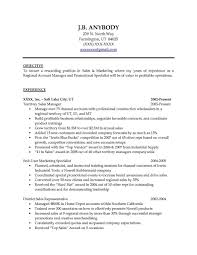 Internship Resume Fashion Marketing Intern Sample Accou Peppapp