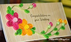 24 delightful wedding wishes to friend Wedding Wishes Card congratulations on your wedding greeting card wedding wishes card messages