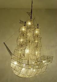 unique chandelier lighting. hans van bentem creates unique crystal chandeliers shaped like revolvers airplanes ships skulls chandelier lighting a
