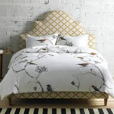 chinoiserie duvet cover
