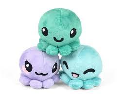Plush Pattern Mesmerizing Octopus Plush Toy Sewing Pattern
