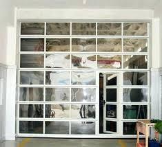 commercial glass garage doors remarkable glass garage door with best clear roll up doors commercial commercial commercial glass garage doors