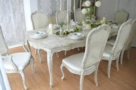 shabby chic dining table and chairs classy chic dining table and chairs shay chic dining table