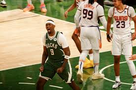 The 2021 nba playoffs started may 22, and the 2021 nba finals started on july 6. Nba Finals Game 3 Rapid Recap Bucks 120 Suns 100 Brew Hoop