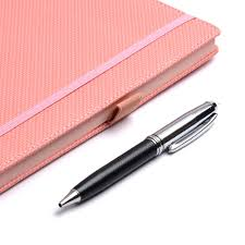 Designer Diaries Online Paperlla Baby Pink Undated Diary Designer Faux Leather A5 Daily Planners And Organisers For School College And Office Going Boys And Girls With