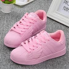 adidas shoes for girls superstar pink. shoes women fashion girl adidas superstars pink japanese japan streets for girls superstar wheretoget