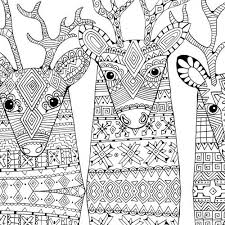 Winter Coloring Pages Adults Jokingartcom