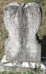 Arthur Daniel Fleming (1853-1921) - Find A Grave Memorial