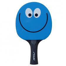 table tennis bats. stiga fun table tennis bat - blue table tennis bats