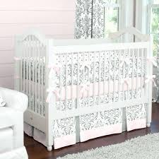 pink and gray elephant crib bedding pink gray tradition crib bedding girl baby bedding carousel design cute elephant baby girl bedding theme