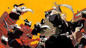 Bleach 2021 Manga Ichigo 4K Phone ...