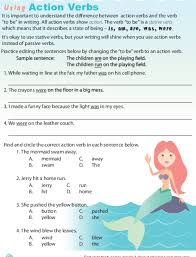 Verb Action Action Verb Synonyms Lesson Plan Education Com