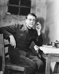 die spinne  otto skorzeny waiting in a cell as witness at the nuremberg trials on 27 1948 skorzeny escaped from the camp the help of former ss officers