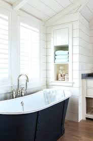 bathrooms with freestanding tubs better built in tub view in gallery bathroom with walls and built