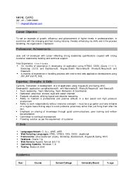 nikhil garg resume
