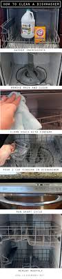 How To Clean A Dishwasher How To Clean Your Dishwasher Clean Mama
