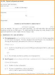 Sample Prenup Online Prenuptial Agreement Template Designtruck Co