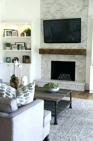 how to mount a tv on a brick fireplace how to mount a on a brick how to mount a tv on a brick fireplace