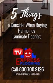 5 things to consider when ing harmonics laminate