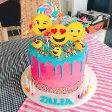 Emoji Birthday Cake Ideas Popsugar Family