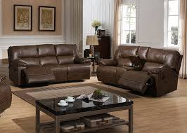 brown sofa sets. Get Quotations · AC Pacific 2 Piece Contemporary Dwayne Collection Reclining Sofa And Loveseat Set With Storage Console Brown Sets S