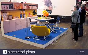 Ikea Living Room Furniture Uk Living Room Furniture In Ikea London England Uk Stock Photo
