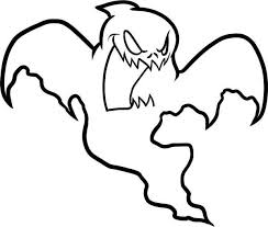 Small Picture Halloween Coloring Pages Ghost Ghost Coloring Pages Halloween