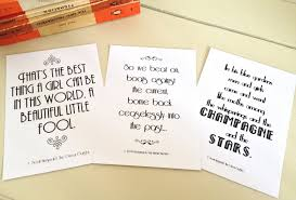 literary emporium the great gatsby giveaway the great gatsby giveaway